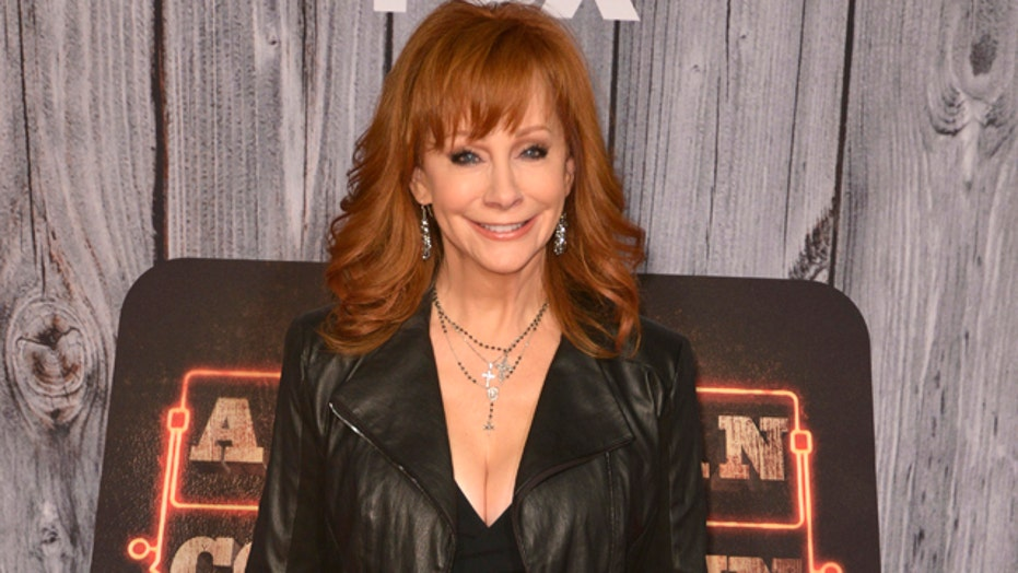 Reba talks to Fox