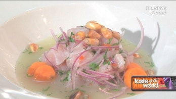 Celebrate Mother's Day with a traditional Peruvian dish: Ceviche