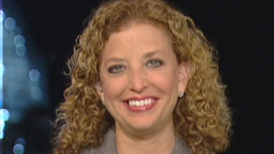 Look Who's Talking: Debbie Wasserman Schultz