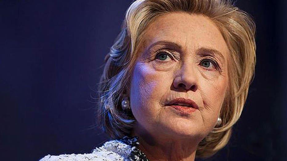 Hillary Clinton seeks $2B to end big money politics