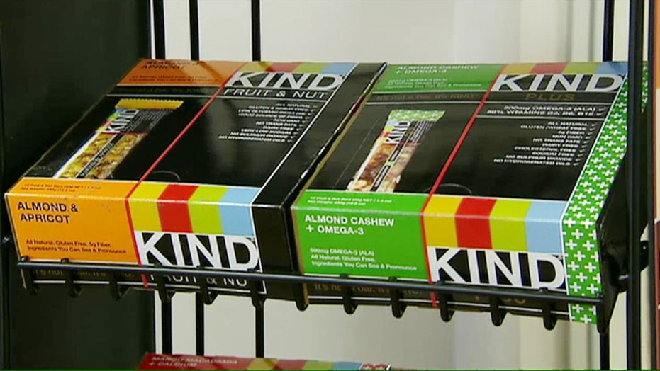 KIND bars not as healthy as they claim?