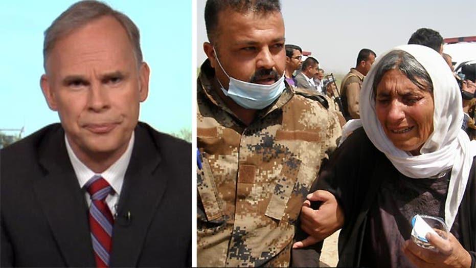 Col. Cedric Leighton: 'Strategic void' exists in Iraq