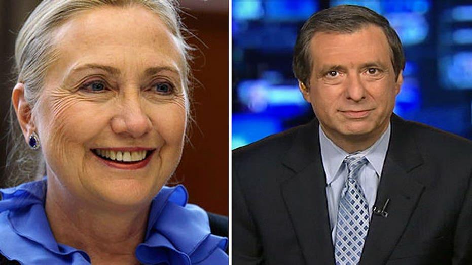 Kurtz: Hillary's fundraising reform fantasy