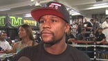 As anticipation builds for his May  bout with Manny Pacquiao, Floyd Mayweather Jr. talks about his training technique.