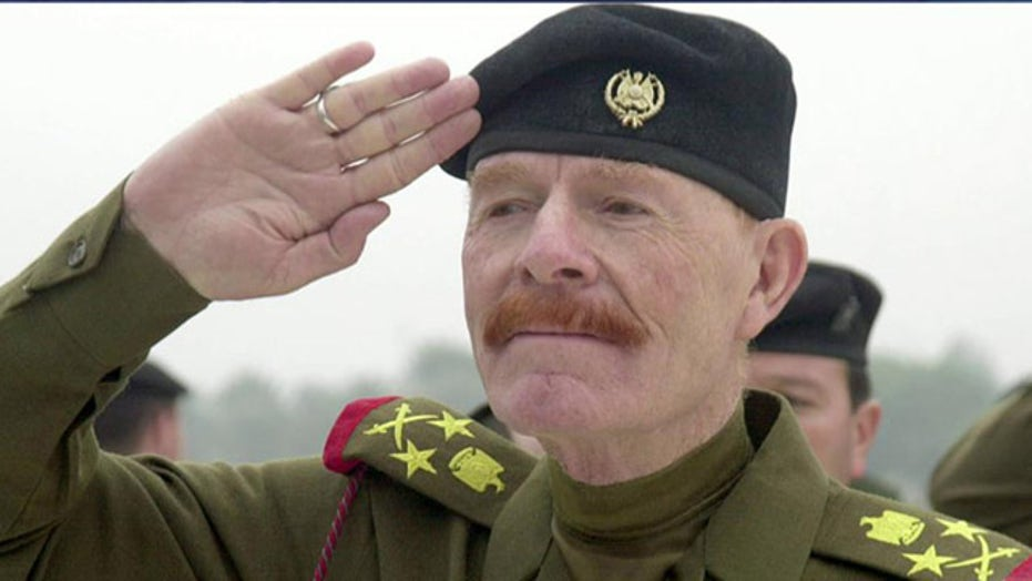 Iraqi governor announces death of key Saddam Hussein aide