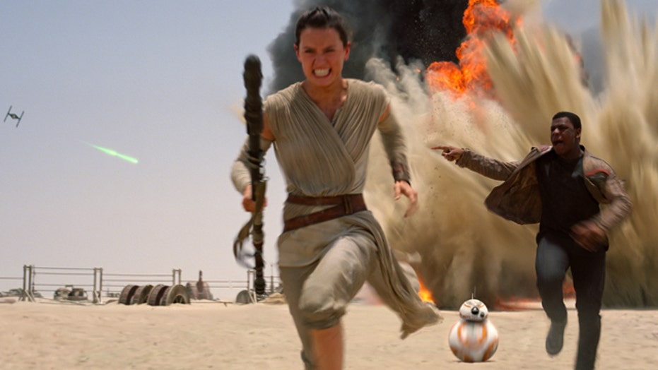 'Star Wars: The Force Awakens' trailer released
