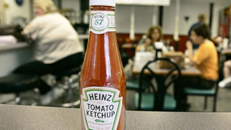 No more stuck ketchup?