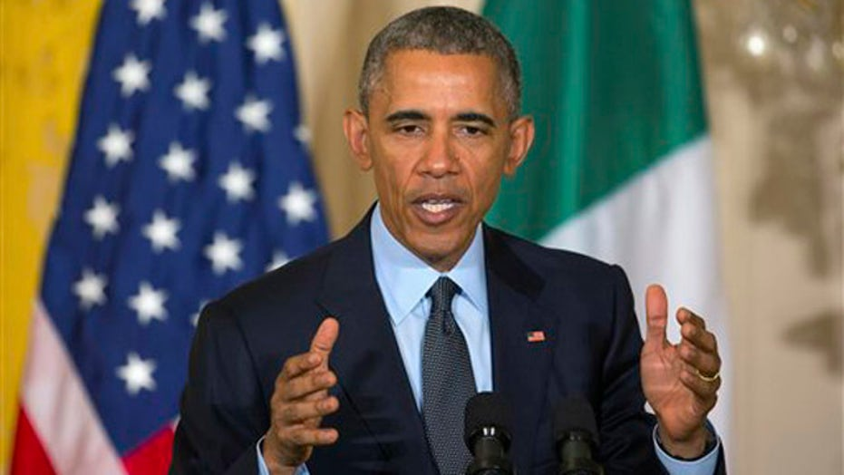 Obama pushes for Iran deal, Lynch confirmation