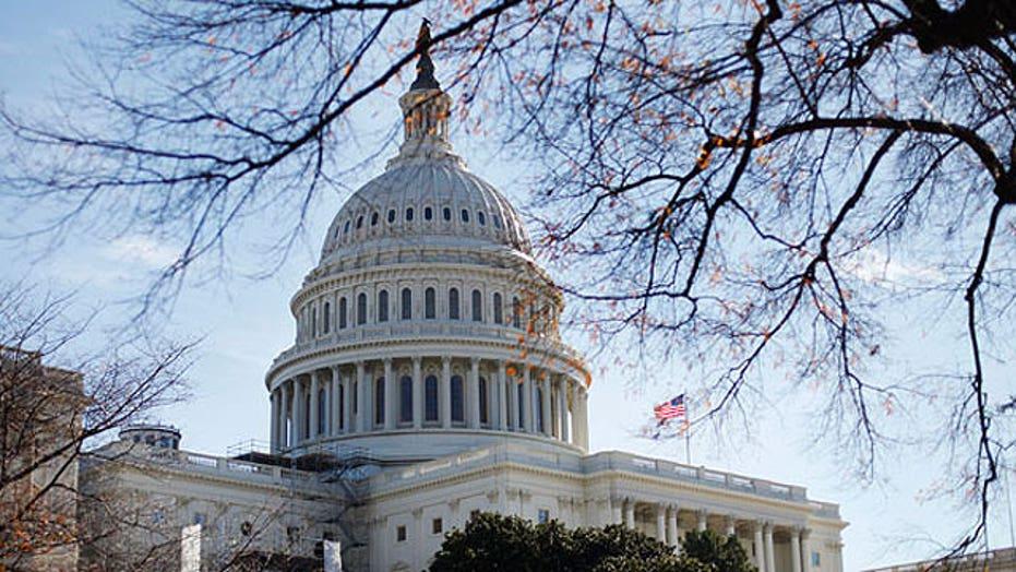 'Death tax' set for Senate showdown