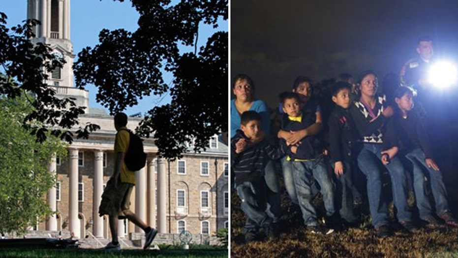 In-state tuition for illegal immigrants under fire
