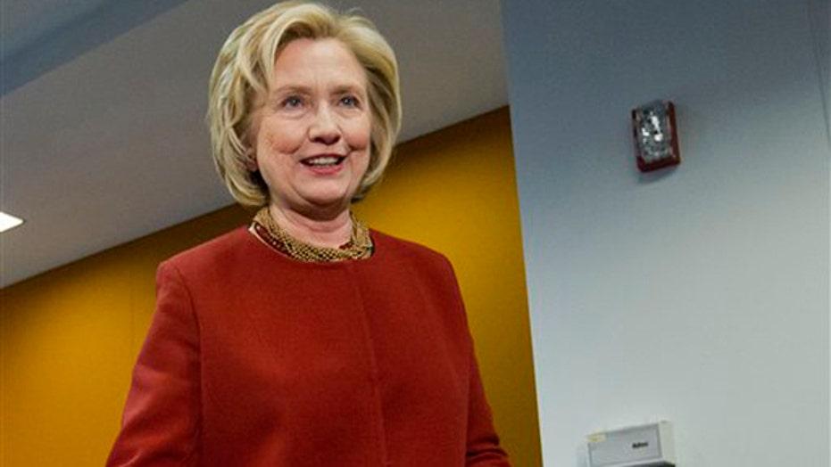 Will economy doom Hillary Clinton's presidential bid?