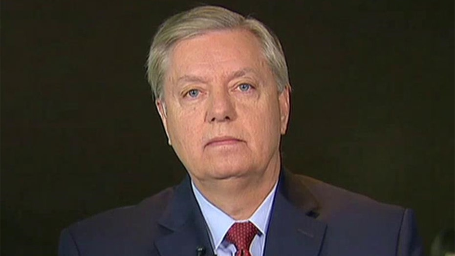 Sen. Graham on security of our nation's capital, 2016 plans