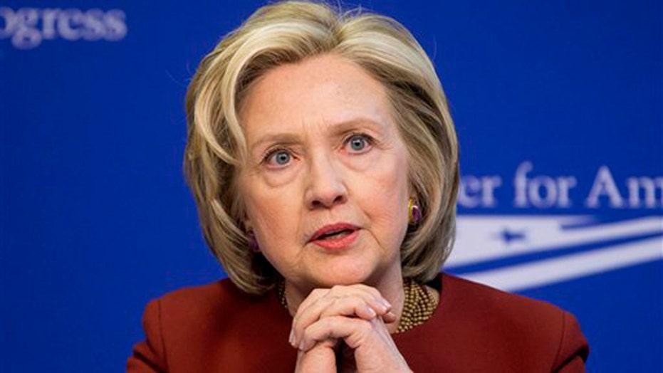 Hillary's Chipotle campaign