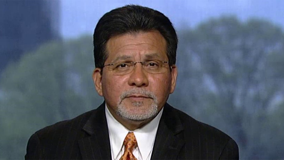 Alberto Gonzales reacts to terror arrests in Minnesota