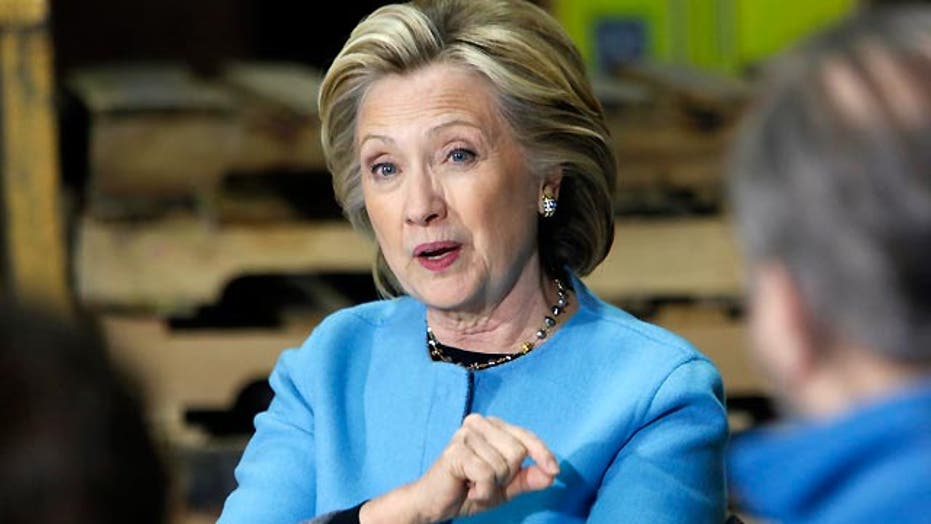 Will controversies plague Clinton's campaign?