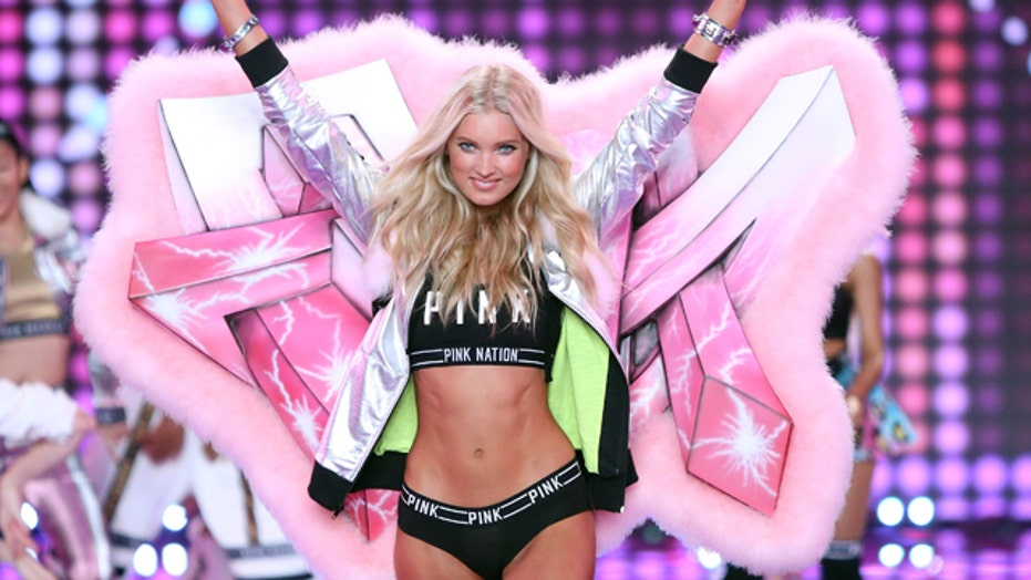Elsa Hosk Reveals Her Workout Routine and Guilty Pleasure