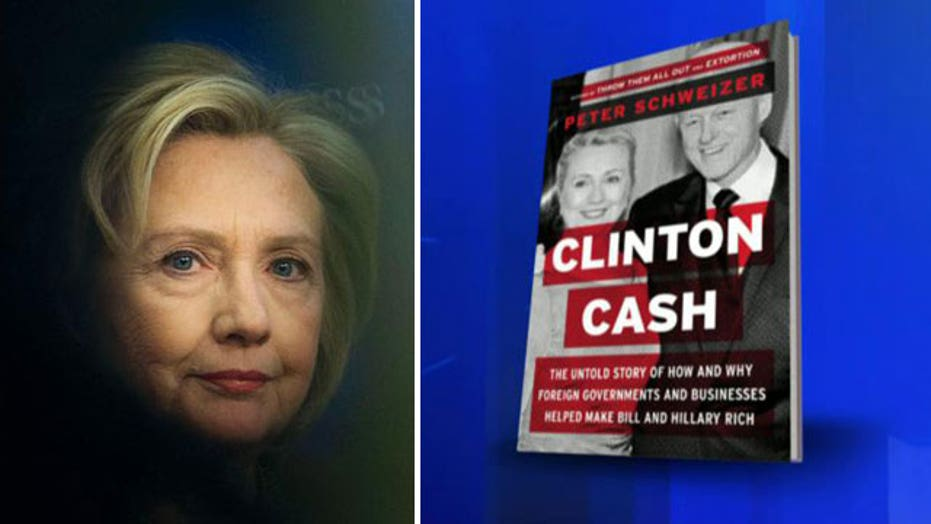 New book brings new trouble for Clinton campaign