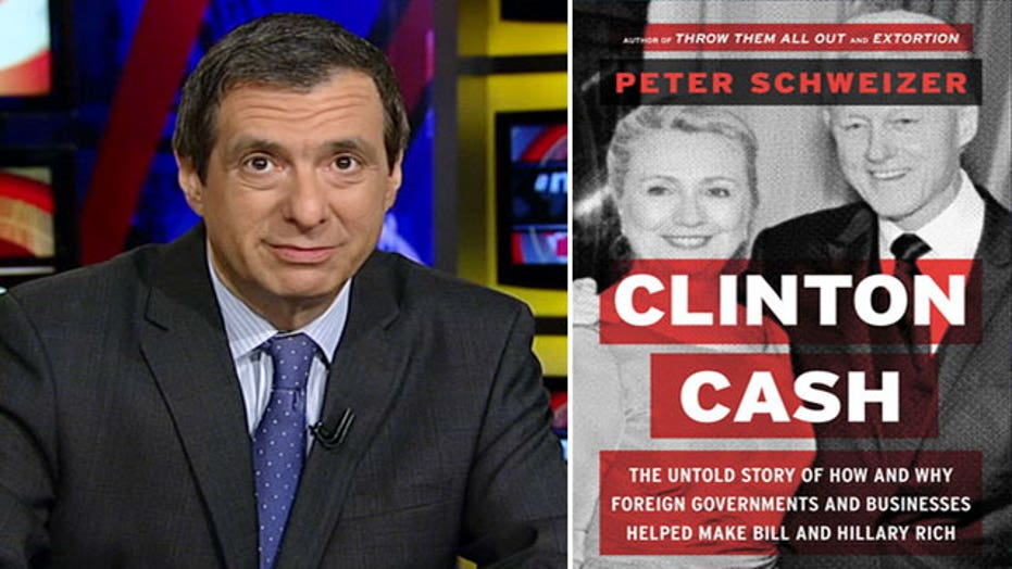 Kurtz: Will 'Clinton Cash' make a splash?