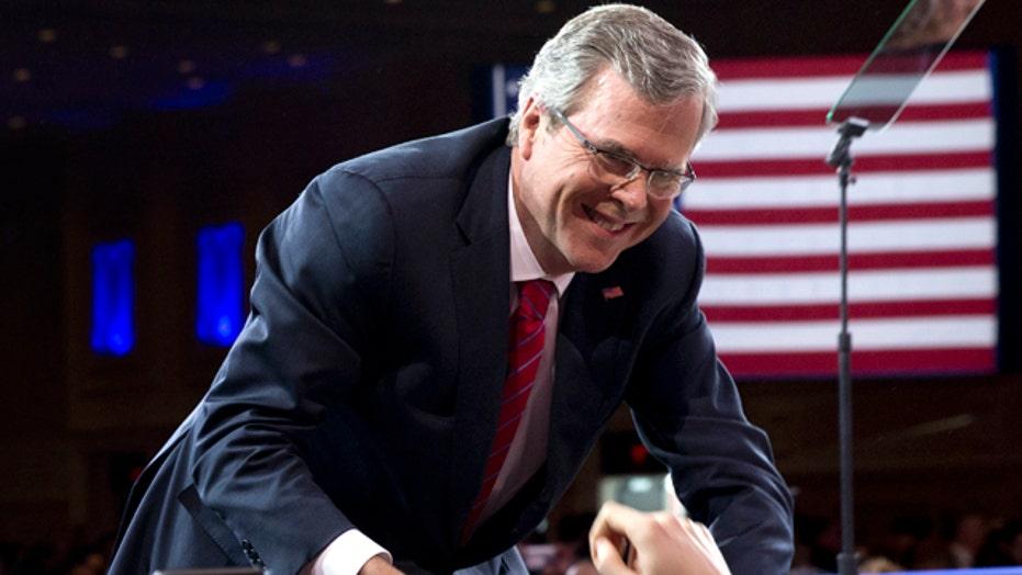 Jeb Bush still considering presidential run