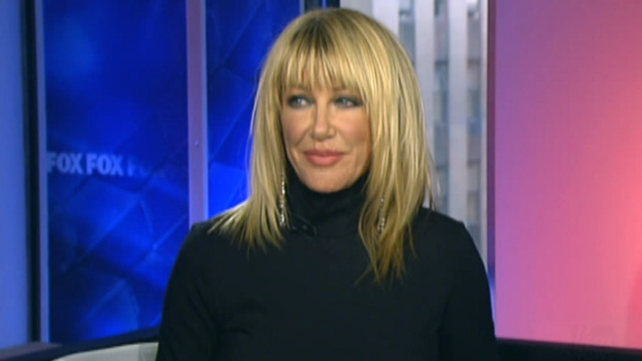 How Suzanne Somers went from 'Toxic to Not Sick'