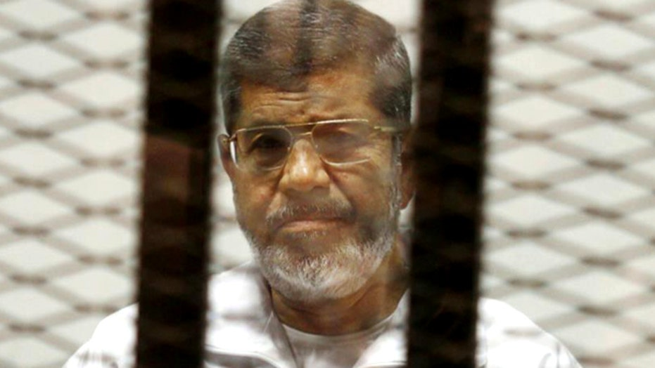 Former Egyptian president gets 20 years in prison