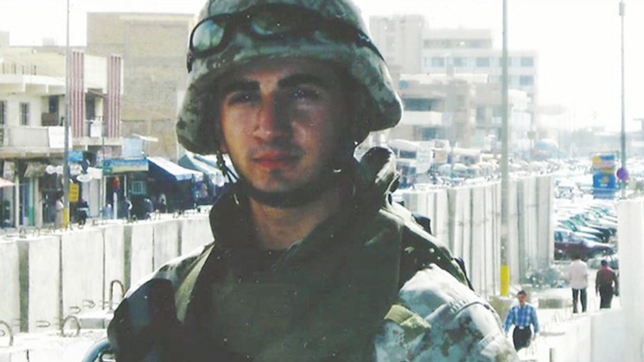 New plea for help from Marine held in Iran