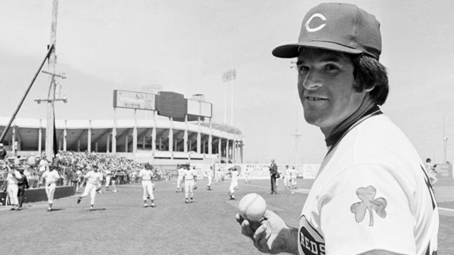 Greta: Lift the ban, let Pete Rose into the Hall of Fame