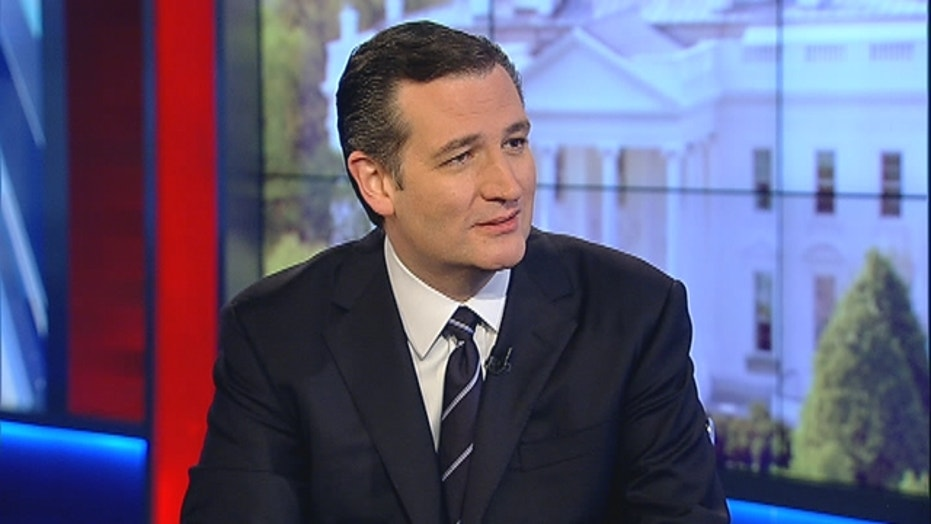 Ted Cruz explains 'pressing' John McCain
