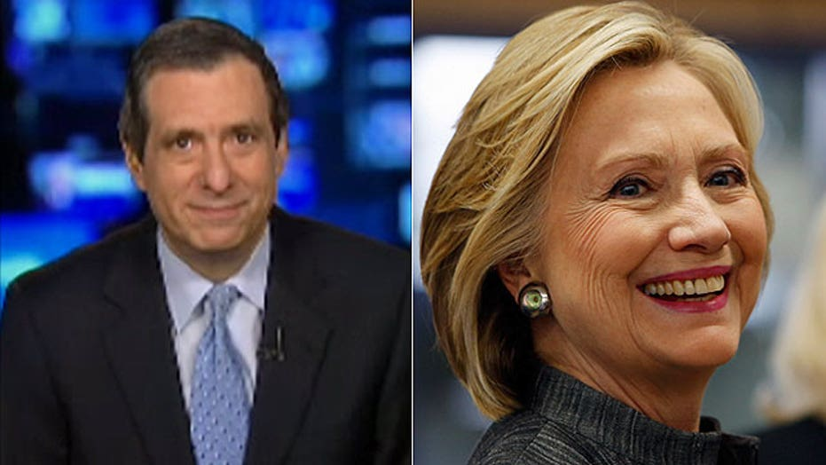 Kurtz: Why Hillary's a huge target