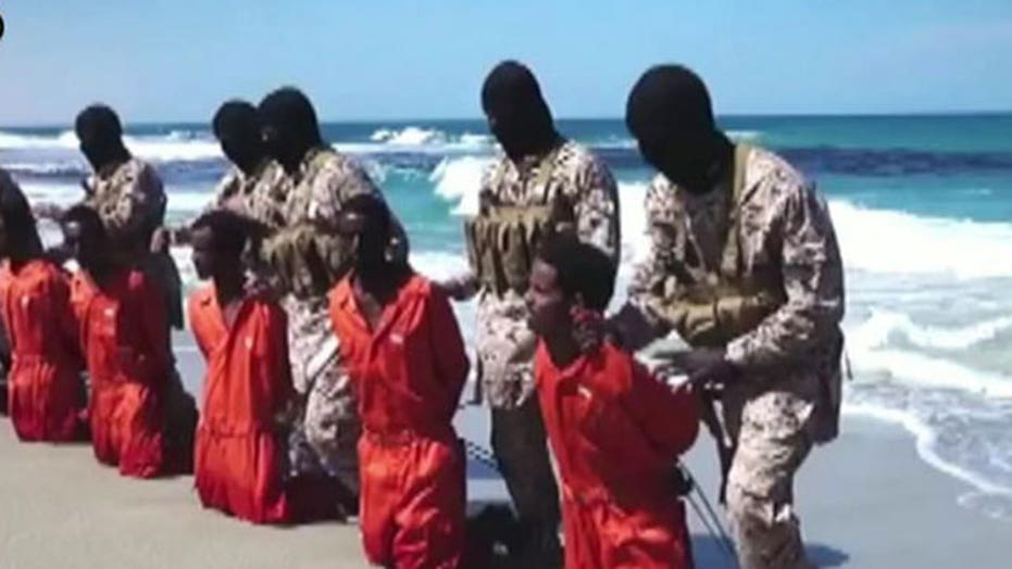Christians thrown overboard migrant ship left to drown