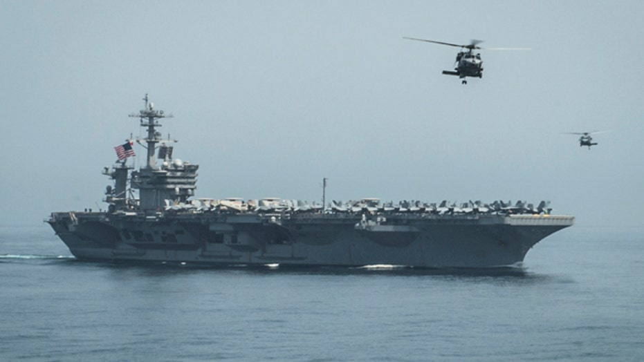 Mixed messages on mission of US warship in Yemen waters