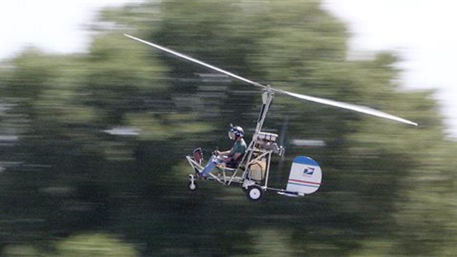 Your Buzz: Behind the gyrocopter protest