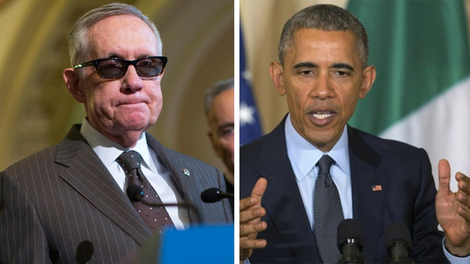 Democrats divided over multi-nation trade deal