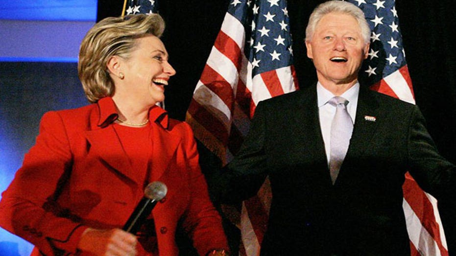 Clinton Foundation donations brought under scrutiny