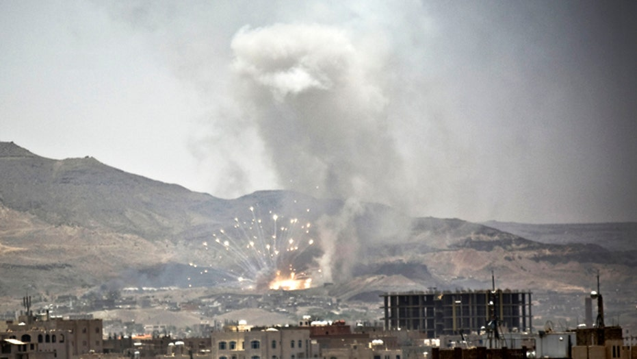 Is Yemen air campaign against Iran-backed rebels working?