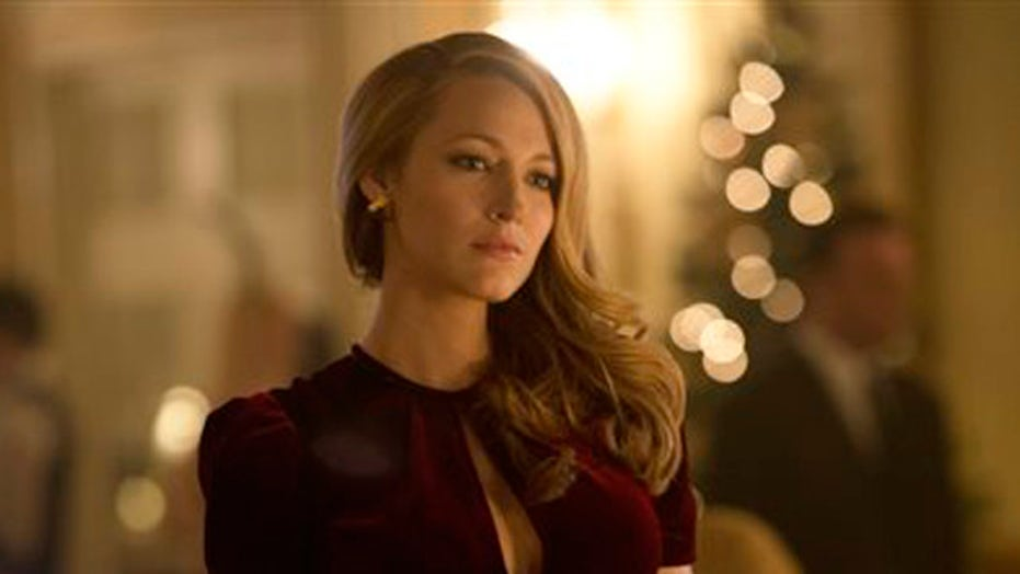 Blake Lively back on big screen in age-defying role