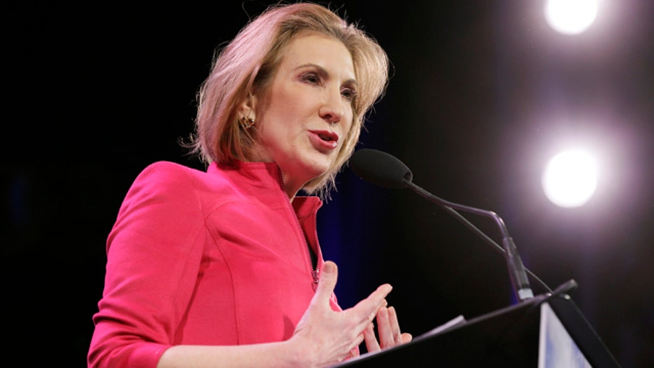 Can Carly Fiorina win the 2016 GOP nomination?