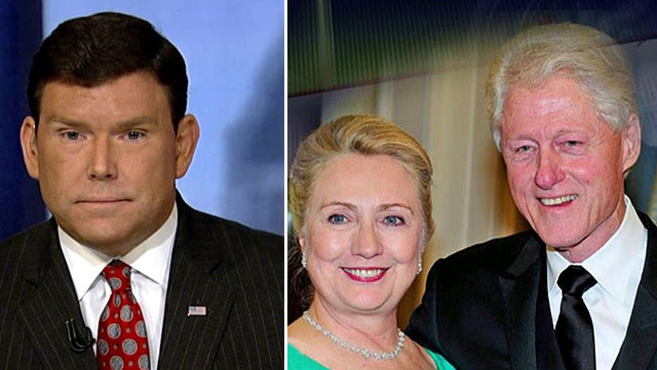 Bret Baier previews 'The Tangled Clinton Web'