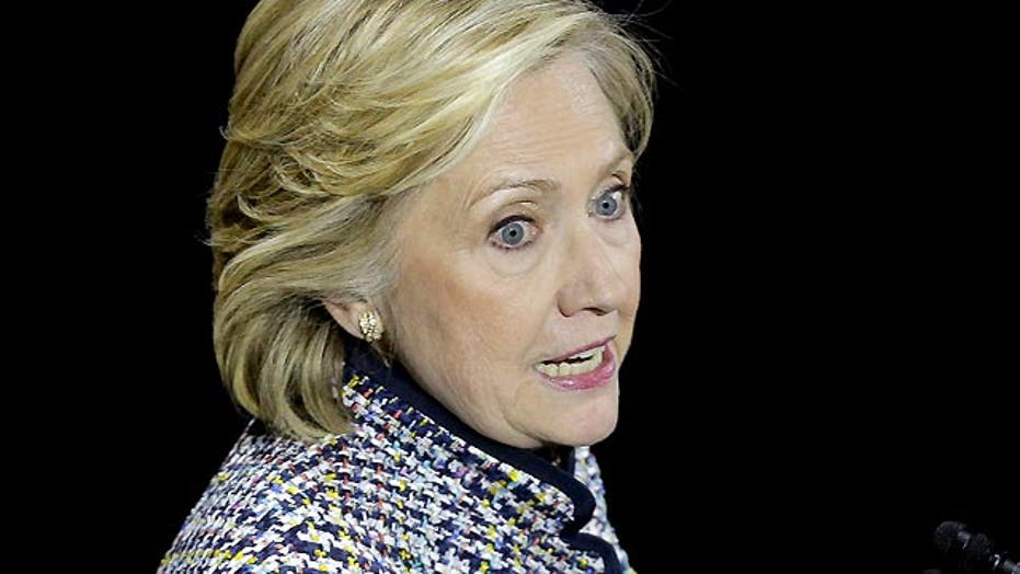 Could Hillary Clinton's troubles put her in legal jeopardy?