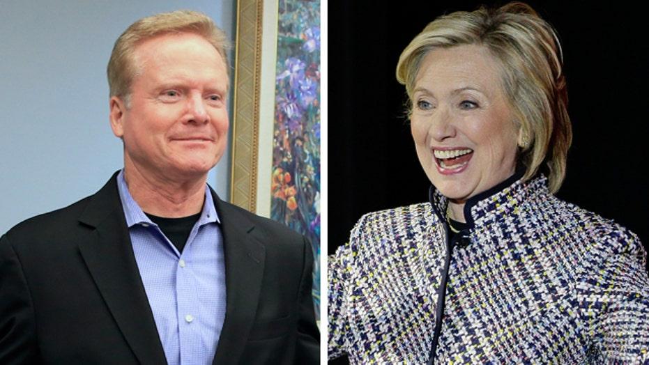 Jim Webb looking to challenge Hillary Clinton?