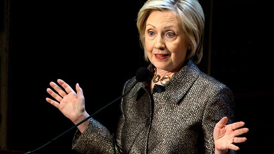 Hillary Clinton's campaign strategy: duck the press?