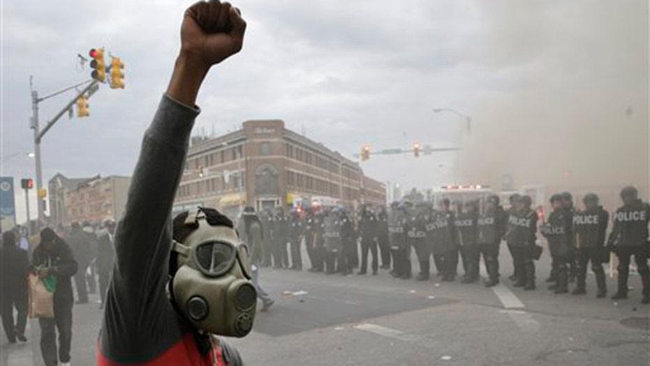 Joe Hicks provides insight into the unrest in Baltimore