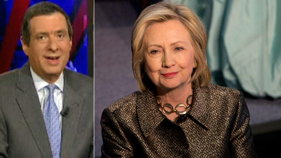Kurtz: Hillary's airbrushed campaign