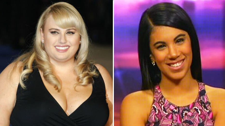 Pitch Perfect 2 star: 'Rebel Wilson took me under her wing'