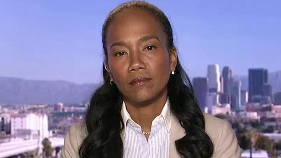 Former 'Wire' actress reflects on Baltimore riots