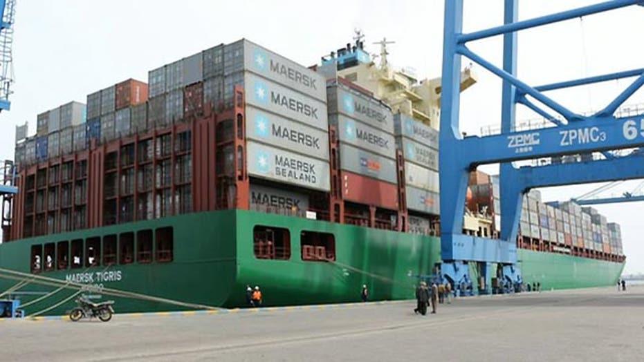 Iran guarding cargo ship, crew after seizing it
