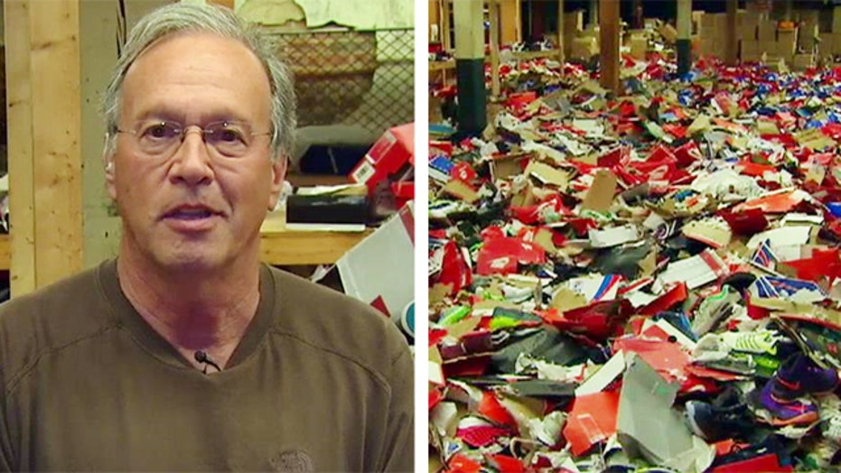 Owner of looted Baltimore shoe store on handling of crisis