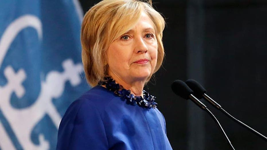 New revelation about undisclosed Clinton Foundation donors