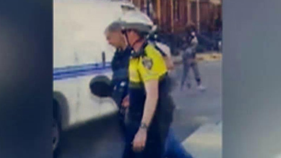 Report: Freddie Gray intentionally tried to injure himself
