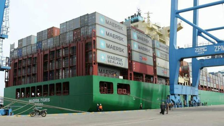 Official: Navy to escort US ships through Strait of Hormuz